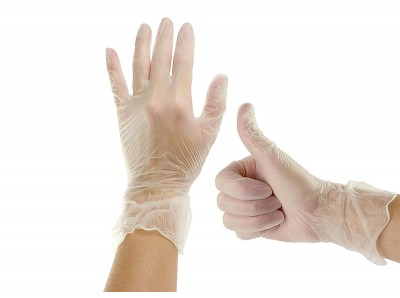 Disposable Gloves(100 pieces per box)