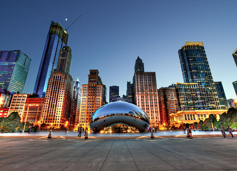 Chicago 5 Jours