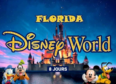Florida Disney World 8 Jours